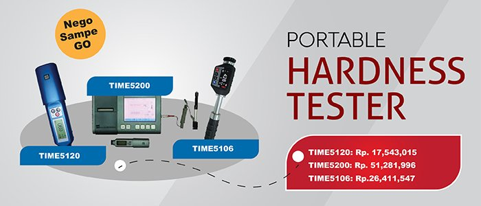 Perkenalan Portable Instrument Hardness Tester 3