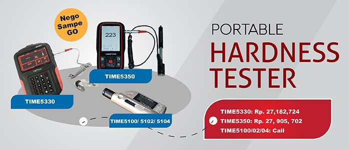 Best Price Portable Hardness Tester