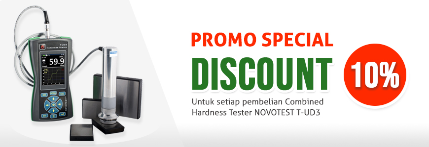 Promo Combine Hardness Tester