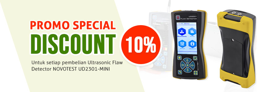 Promo Discount Ultrasonic Testing