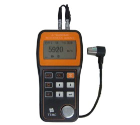 TT360 Ultrasonic Thickness Gauge