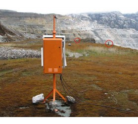 MultiPoint GPS Field Station