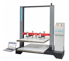 Carton compressive strenth tester